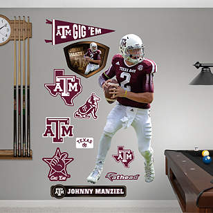 Johnny Manziel - Texas A&M